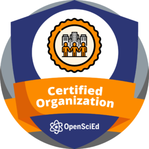 Certified Organization Badge